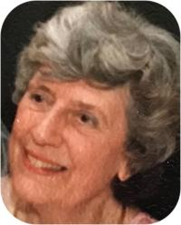 Barbara Meservey of Charlton, MA, June 24, 1924 – December 31, 2018